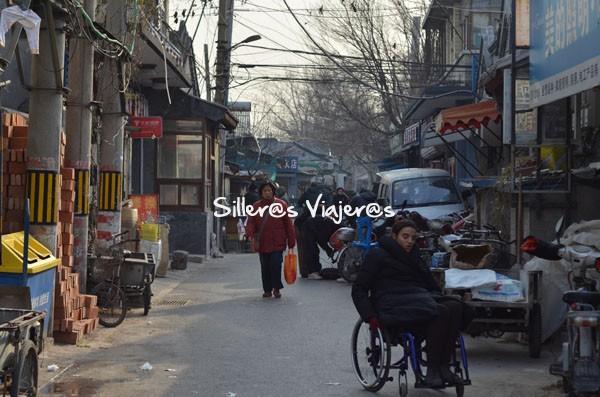 Calles de Pekín.