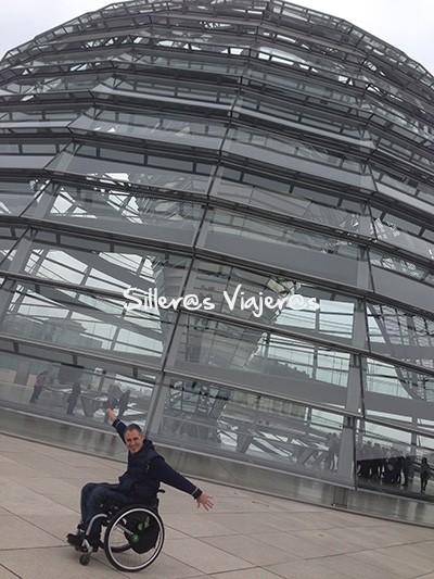 Reichstag, sede del parlamento Alemán