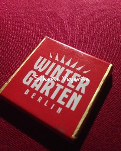 Teatro de variedades Wintergarten accesible para silla de ruedas