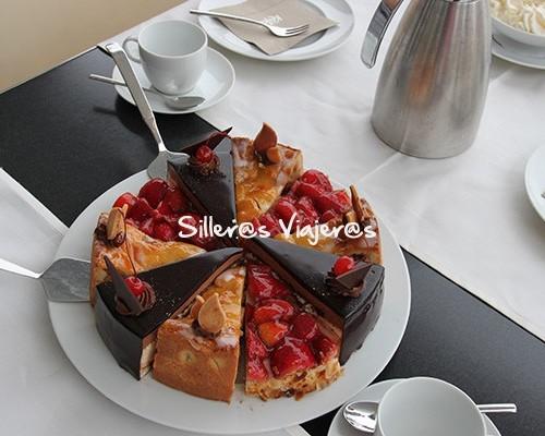 Deliciosas tartas en Alemania