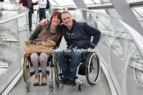 Reichstag, totalmente accesible