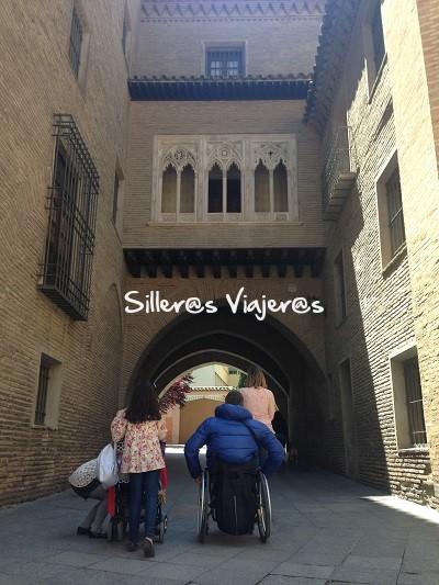 Paseos por Zaragoza.