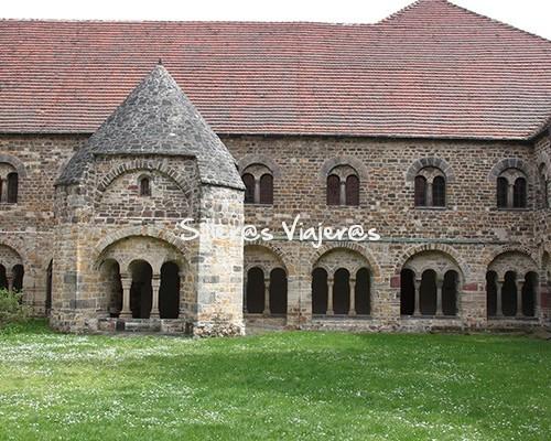 Claustro del Monasterio de nuestra señora de Magdeburgo