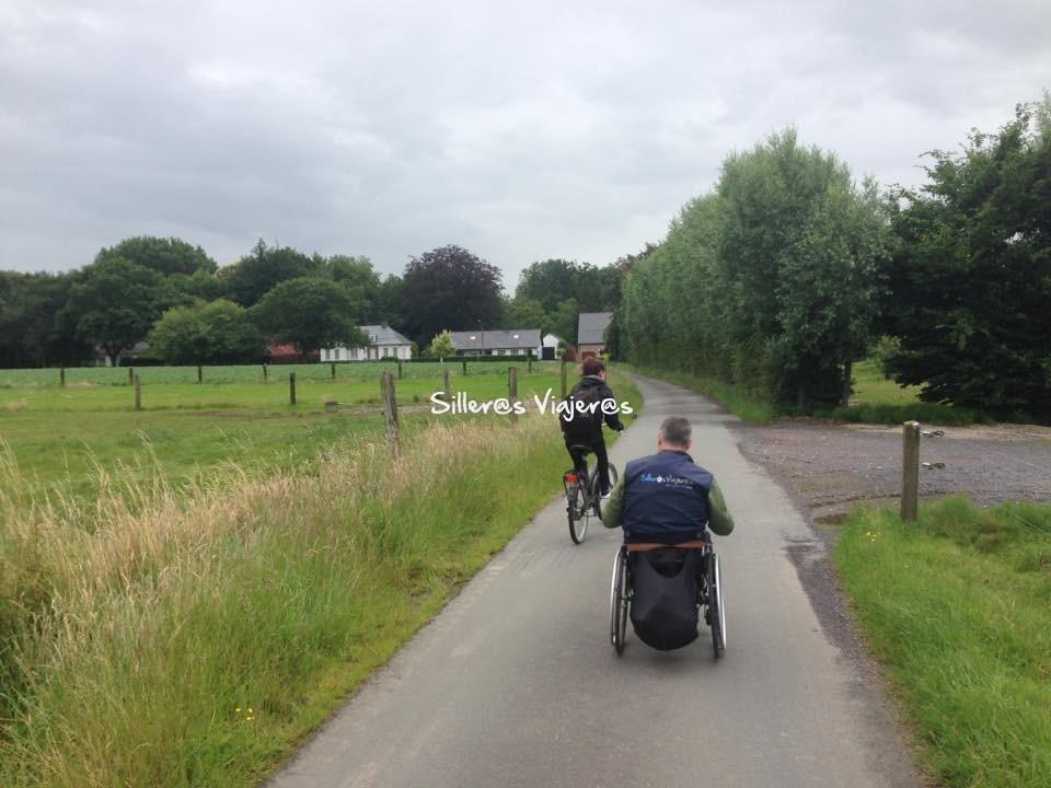 Cicloturismo accesible en Flandes