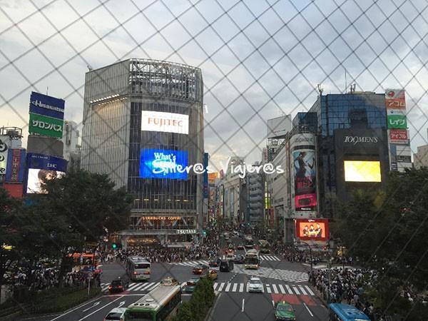 Calles de Tokio.