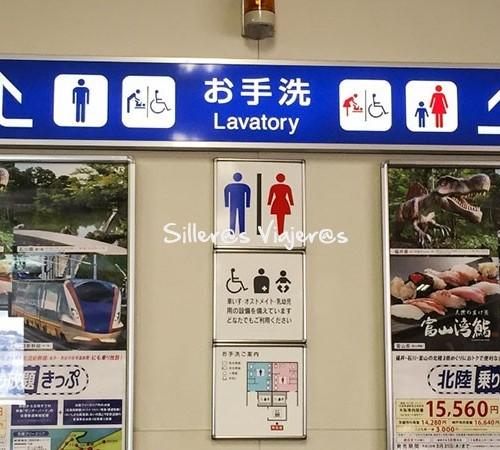baños adaptados en estaciones