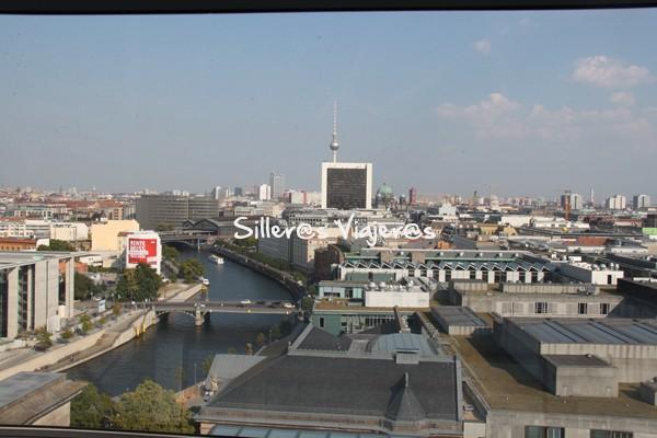 Vistas de Berlín.