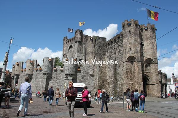 Castillo de los Condes, Gante