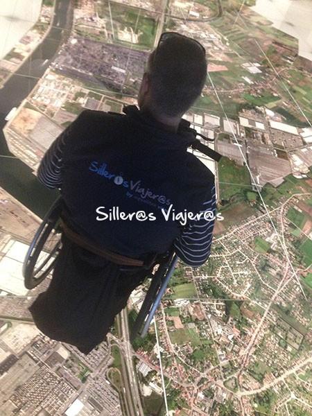 Vista aérea de Gante