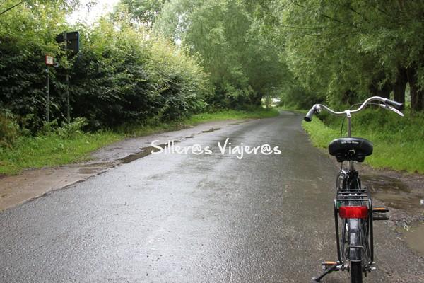 Ruta en bicicleta