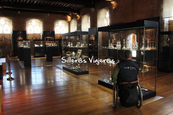 Exposiciones de colección del museo