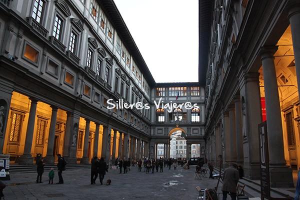 Palacio de los Uffizi
