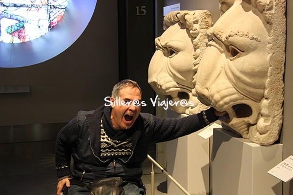 Esculturas del Museo de la Ópera del Duomo