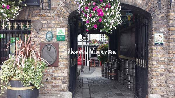 Pub más antiguo de Dublín