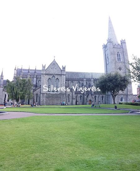 Zonas turísticas de Dublín