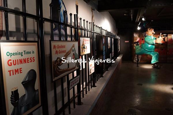 Exposición en el museo
