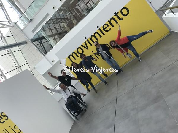 Exposición arte en movimiento, Museo Wurth
