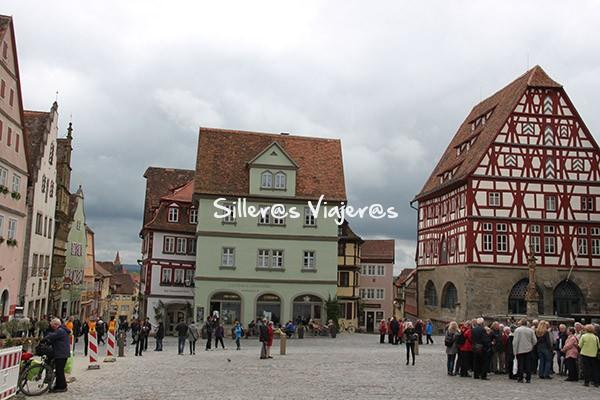 La ciudad, un gran centro medieval