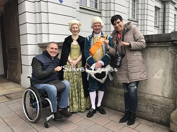 Ansbach, antigua residencia de nobles bávaros y prusianos