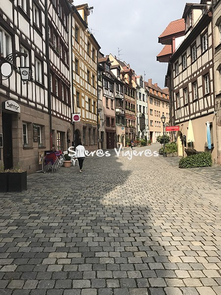 Calles de Núremberg