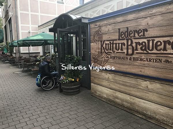 Restaurante Cervecería Lederer Kulturbrauerei