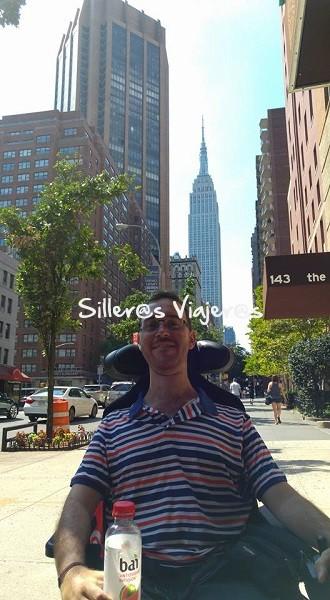 En las calles de Nueva York