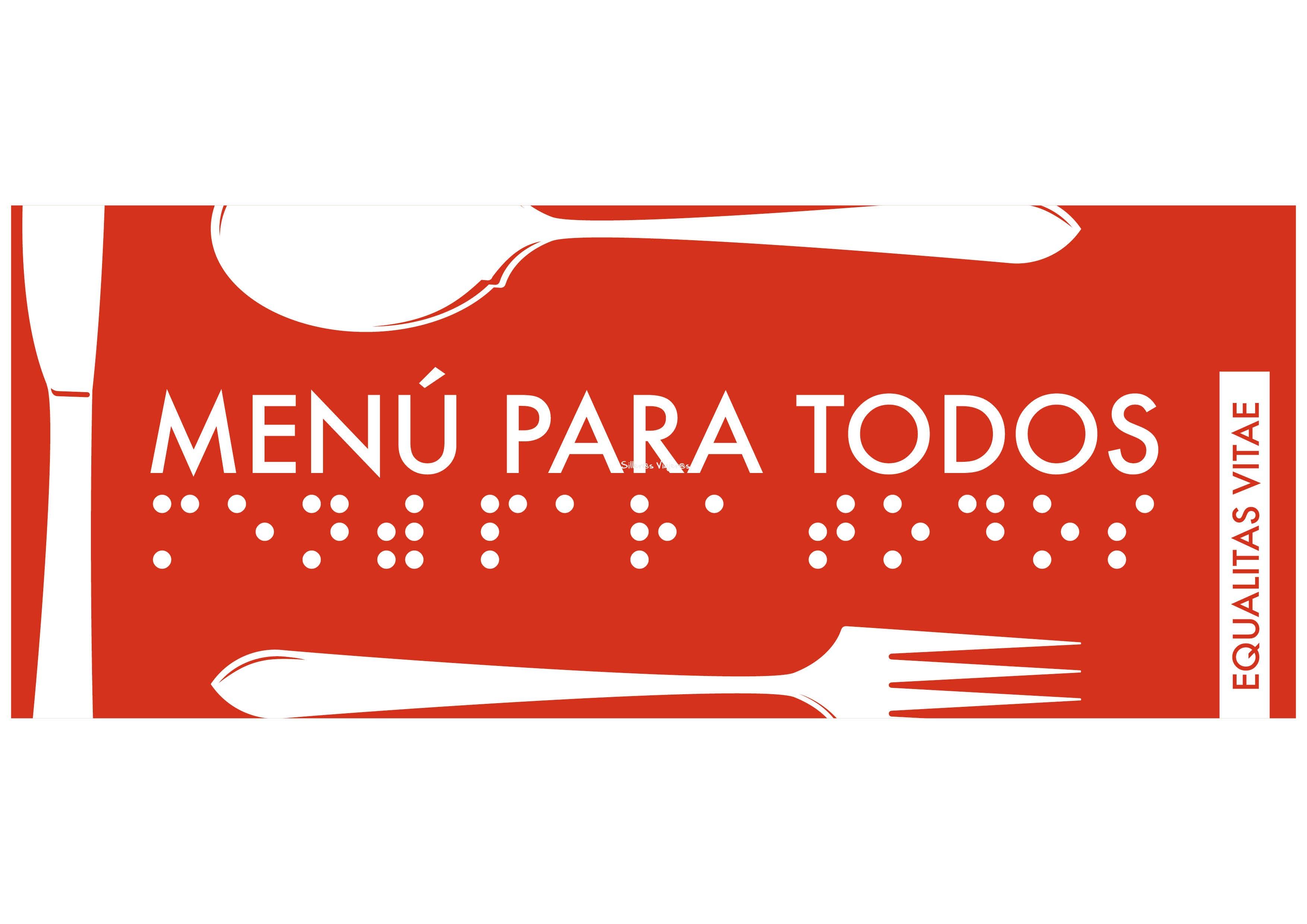 Logotipo Menú para Todos