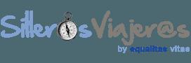 Logotipo de Silleros Viajeros by Equalitas Vitae