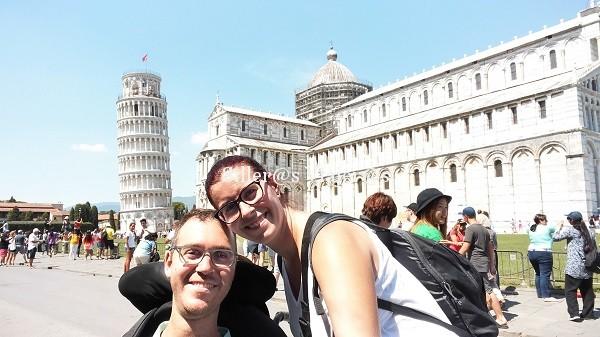 Plaza del Duomo, Pisa
