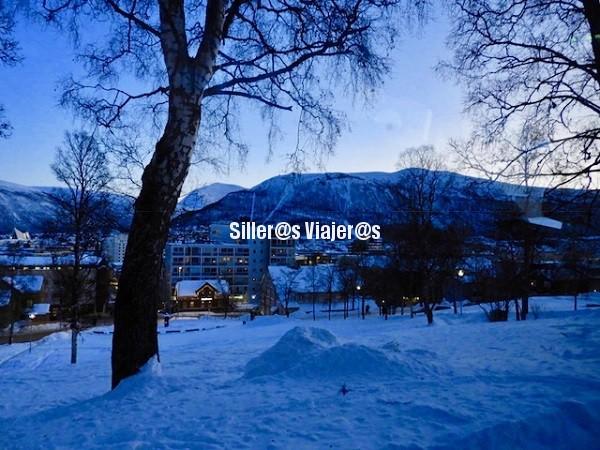 Vistas de Noruega