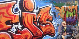 Grafitis en Gante