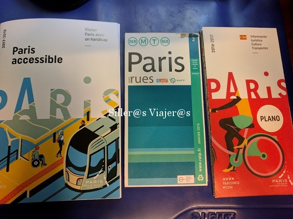 Guías sobre París