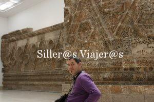 Mosaicos en Museo Pérgamo