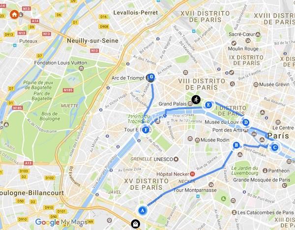 Callejero París