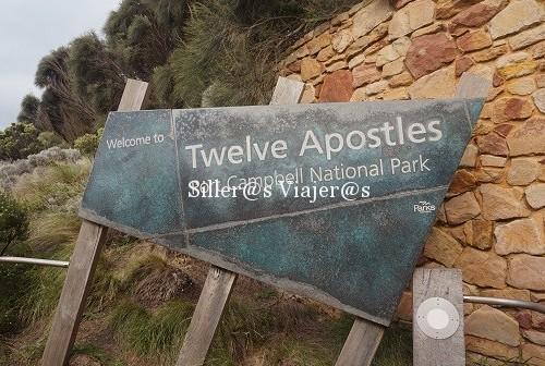 Zona rocasa los 12 apóstoles