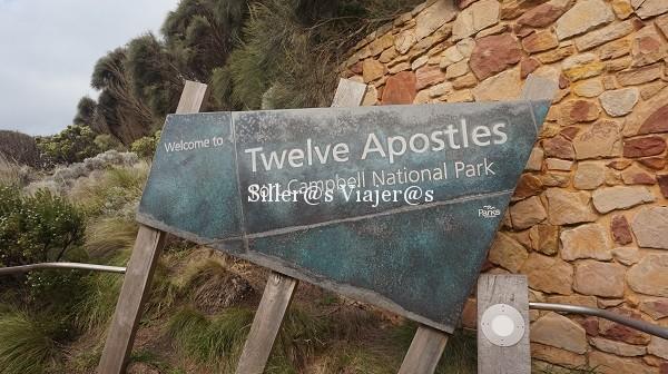 Parque Nacional Los doce apóstoles