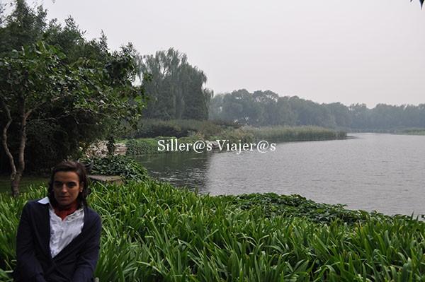 Gran Lago junto al Palacio de Verano