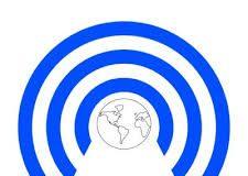 Logotipo de radio viajera