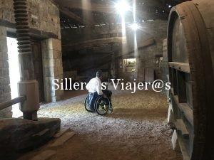 Antiguo llagar en el Museo del Pueblo de Asturias