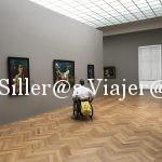 Exposición pictórica en Museo Albertinum