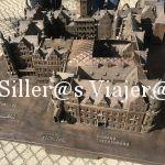 Maqueta táctil del Palacio de Dresde