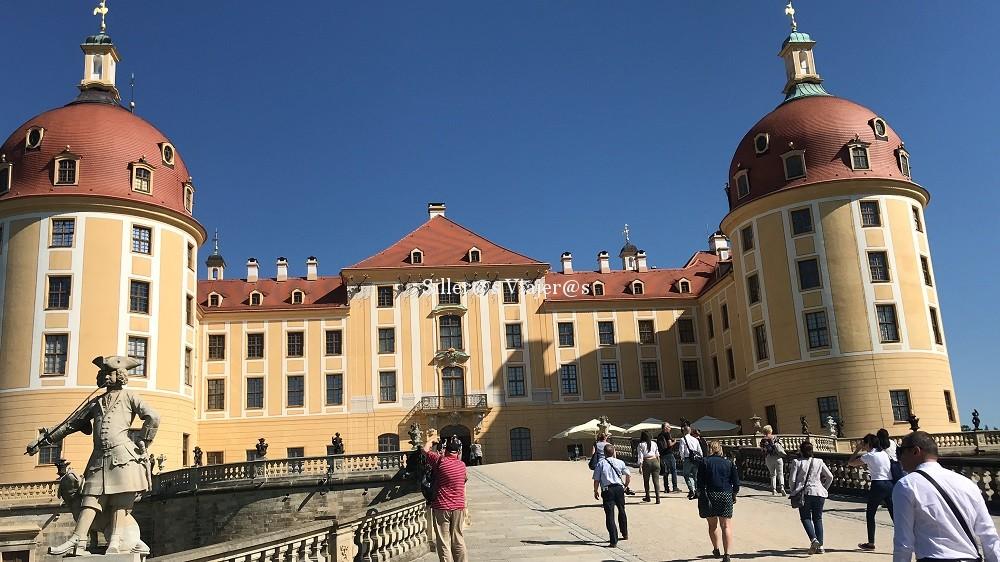 Palacio Moritzburgo