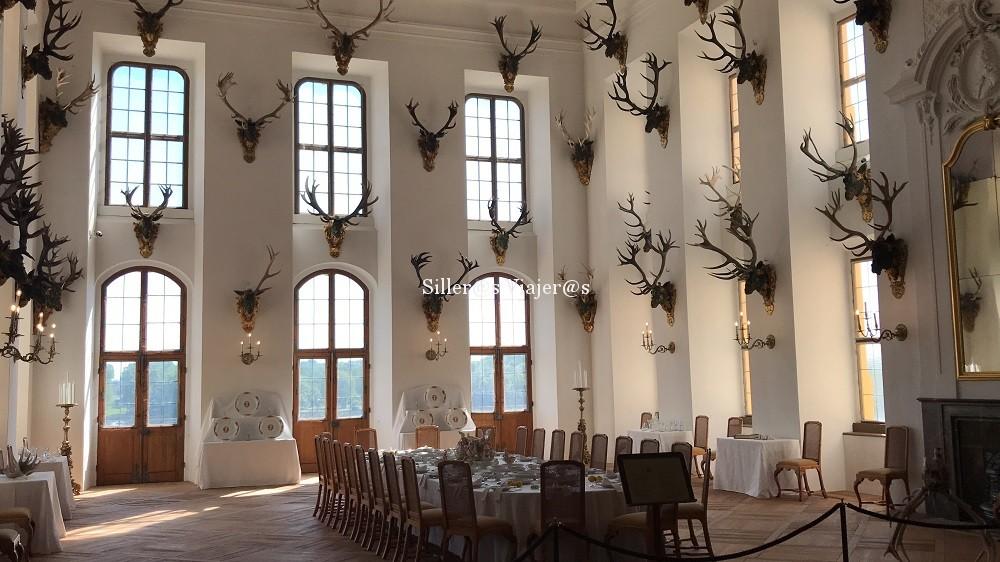 Salón de caza