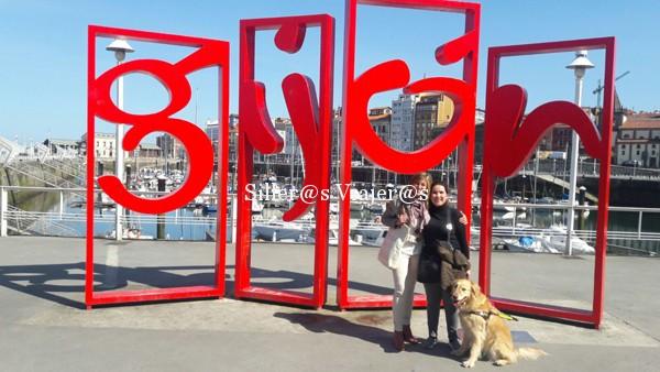 En las letronas de Gijón
