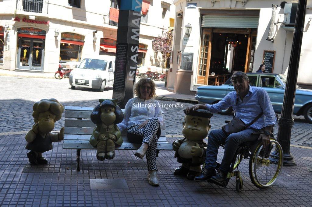 Barrio de Mafalda