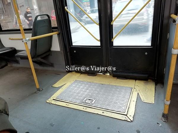 Rampa autobús