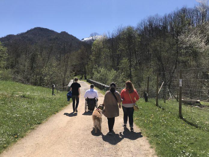 Itinerario hacia Parque de la Prehistoria de Teverga