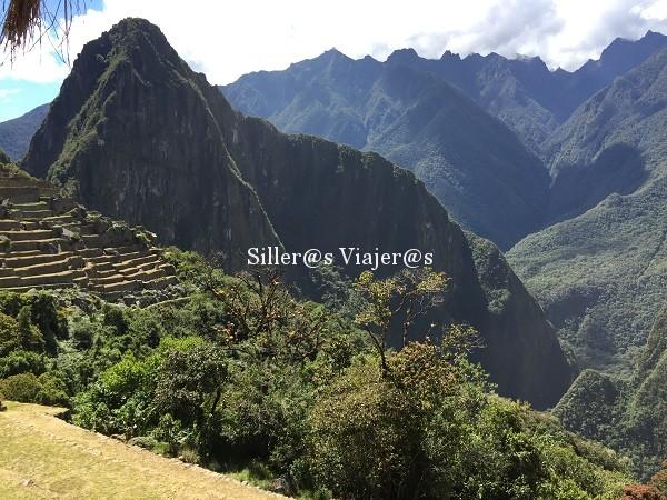 Montañas sagradas del Machu Pichu