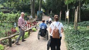 Paseo por el Zoo de Landau