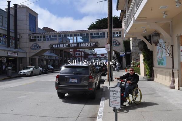Cannery Row Monterrey